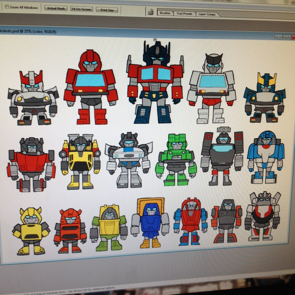 Autobot Class of 1984 https://t.co/MaMBjw2kVT