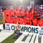 Here are your 3-0 T20 series winners over number two team in world Pakistan #getinthere https://t.co/f1Aip7ULgx