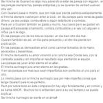 Escrito por un hincha aurinegro @ClubGuarani @Bar_aborigen @_SoyAurinegro https://t.co/eThnCM8sQ2