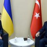 Прийняв запрошення Реджепа Ердогана відвідати Туреччину. #COP21Paris https://t.co/K3FfQtQISt