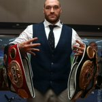 """See world heavyweight champion @Tyson_Fury in #MUTVs """"Sporting Reds"""" at 21:30 GMT (UK/IRE): https://t.co/LHiscDrHjp https://t.co/aalE5fq5LN"""