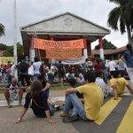Tras salida de Froilán de Tacumbú, estudiantes analizan reiniciar protestas https://t.co/yFqXcxPkBJ #UNAnotecalles https://t.co/8NlfIc0aIQ