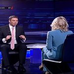 """Александар #Vucic: """"Ја се лично не осећам угроженим, свој живот сам везао за бољу будућност #Srbija"""" #Upitnik https://t.co/RFEsgFF2Qj"""