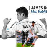 .@jamesdrodriguez, MEJOR CENTROCAMPISTA de la Liga BBVA 2014-2015. #ElChiringuitoDeMega #PremiosLaLiga https://t.co/edMeoTlHsp