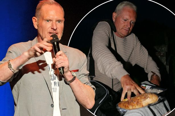 Paul Gascoigne reveals 14 lines of cocaine made him think killer Raoul Moat was his brother https://t.co/8C1KrY9ecB https://t.co/fxQ0zNAEmW