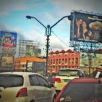 SPOT JADINE BILLBOARDS NEAR QUIAPO CHURH ;D ctto God speed :) more blessings #NadineForPreview #OTWOLPagibigFeels https://t.co/bsmNg9wrvg