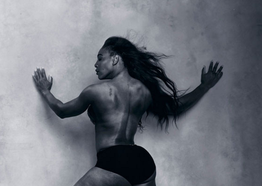 Amy Schumer and Serena Williams are seductive masterpieces in the 2016 Pirelli Calendar: