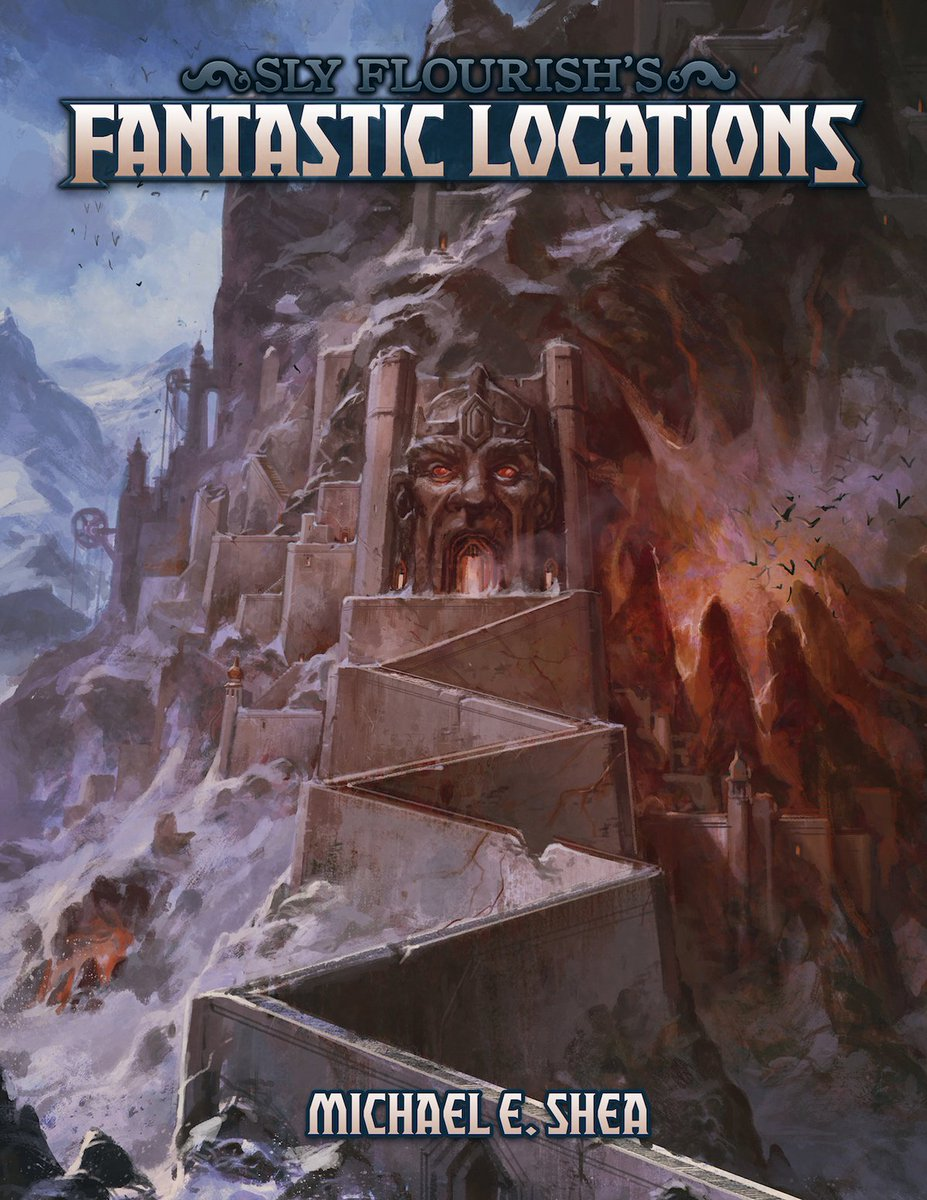 Who wants fifteen fantastic locations you can drop into any fantasy RPG? You do! https://t.co/Toi4iWs0tK #dnd #rpg https://t.co/K2CdPTRWaz