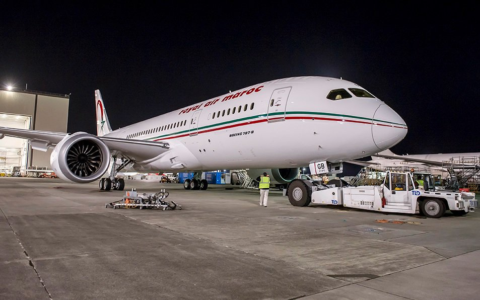 RT @TodayInTheSky: Royal Air Maroc will fly Dreamliners between DC's @Dulles_Airport and Casablanca -