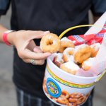 Retweet if you wish mini donuts were available all year long. #Stampede2016 https://t.co/oP4Z2nWkOy