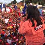 Somos un pueblo indestructible e  invencible! Tenemos que seguir defendiendo la patria que nos dejó el Cmdte Chávez https://t.co/iop4Vl9alz