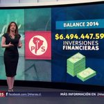 #24HorasCentral | EL PS tiene más de 6 mil millones de inversiones financieras. EN VIVO → https://t.co/FwNffB8fvG https://t.co/hHVENOdwXF