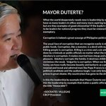 The @cbcpnews has issued a statement of Davao City Mayor Rodrigo Dutertes cursing of the Pope. https://t.co/MM3Lrxyp4s