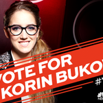 Another level!!! RT @NBCTheVoice: RT if you're voting to send her to the #VoiceTop9 because @KorinBukowski > https://t.co/xOry6jbbFT