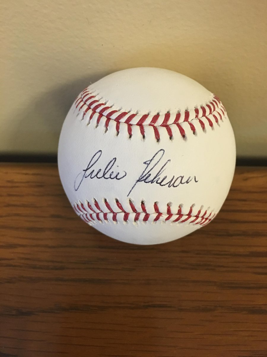 #GivingTuesday RT to be entered to win this signed Teheran ball. *Pick-up at Ticket Office https://t.co/iABFJPNRer https://t.co/72Y0iQpDlM
