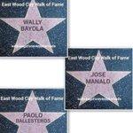 Congratulations JOWAPAO, MAINE and ALDEN. Philippine Walk of Fame. #ALDUBDejaVuLove © Aldub_ChibaJP https://t.co/Z1KZEwuzP6