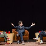 Did you miss #DaveatBallState with Spike Jonze and Bennett Miller? I took some photos. https://t.co/N7bCMx39v0 https://t.co/Rr2Z79w8gs