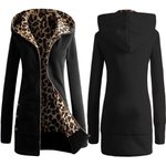 Shop Now $89 Free Shipping Autumn Winter Fashion Womens Leopard Printed Hooded Coat Jacket https://t.co/uNwt0ZXK7F https://t.co/3CmECnCcb2