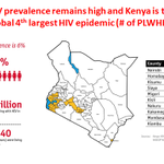 Kenya has the 4th largest #HIV epidemic globally,1.6 million people estimated to be living with #HIV - #WAD2015 https://t.co/VemERej0i0