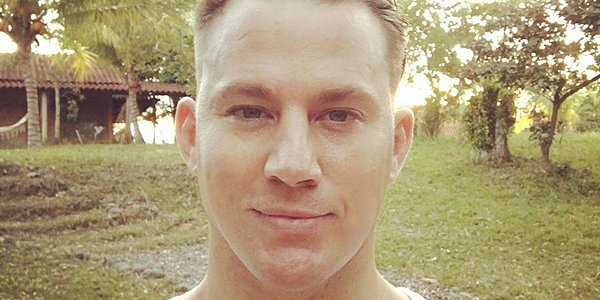 Channing Tatum is blond (and still as sexy as ever!)