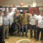 Feliz de saludar a mis amigos cafetaleros de El Edén #Atoyac continuamos con registro marca de café @HectorAstudillo https://t.co/C8jFCGp2yG
