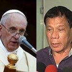 Duterte: I can never curse my Pope https://t.co/xlY4yExHlx https://t.co/8AcrAfnl3U