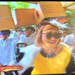 Lola Tinidora is Back Yehey! Mambo number five pa more! @EatBulaga #ALDUBDejaVuLove https://t.co/pAH7ypzTzY