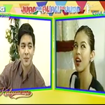 A: Pa kiss nga! May sakit ako eh M: Ikaw ha, pa simple ka #ALDUBDejaVuLove https://t.co/up4fYG3kjK