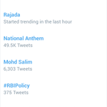 Keep Tweeting, its 108K SALMAN KHAN BIRTHDAY MONTH https://t.co/ffXSWhGx3m