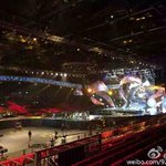 The stage for 2015 MAMA in HongKong. cr.魔都群星 Dont forget to VOTE FOR EXO!!! https://t.co/ZAqgIhX97k