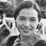 60 years ago today, Rosa Parks refused to give up her seat on the bus https://t.co/FG9NZTCXRK https://t.co/vUb1PZ9xvV