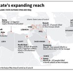 How the Islamic State declared war on the world: https://t.co/RekBgETPS1 https://t.co/vkCiEtbqnr