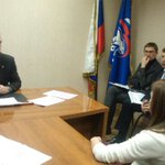 В единый день приема в приемной Д.А.Медведева губернатор проводит прием граждан https://t.co/tT95gbzvfQ