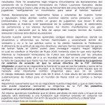 Esta fue la carta que jugadores de #LaVinotinto enviaron a la #FVF: https://t.co/A67FkfNUK9. #ElVotoEsSecreto. https://t.co/zYFfT1Gb0R