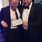 Plucky #safc fan @PetrucciSergio explains his chance picture with #nufc boss #SteveMcClaren https://t.co/6aS6yiabHm https://t.co/fwKcy6K74v