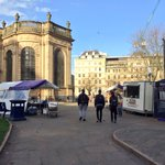 TOMORROW! Pop along to the excellent #Birmingham Fine Food Market at @bhamcathedral Wed 2 & 16 Dec! @SkettsMarkets https://t.co/LT9GBzPQaS