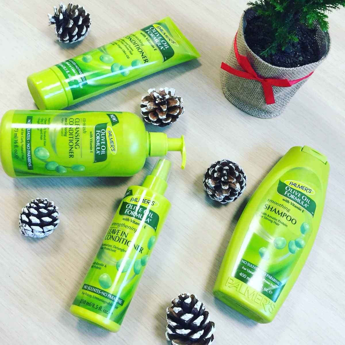 On the 1st Day of #PalmersFeeling Giveaways enter to win an Olive Oil Hair Set https://t.co/D4uctkGG8v. Ts&Cs apply. https://t.co/HXjrE9prI9