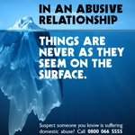 .@NorthumbriaPCC and @northumbriapol launch campaign tackling domestic abuse in #Sunderland https://t.co/nH098ZQSmH https://t.co/FlpoW0Fp4r