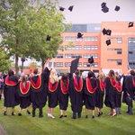 Congratulations to everyone graduating today! So very proud - bright futures ahead! 🎉😊🎓 #WLVGrad https://t.co/c7I9627eos