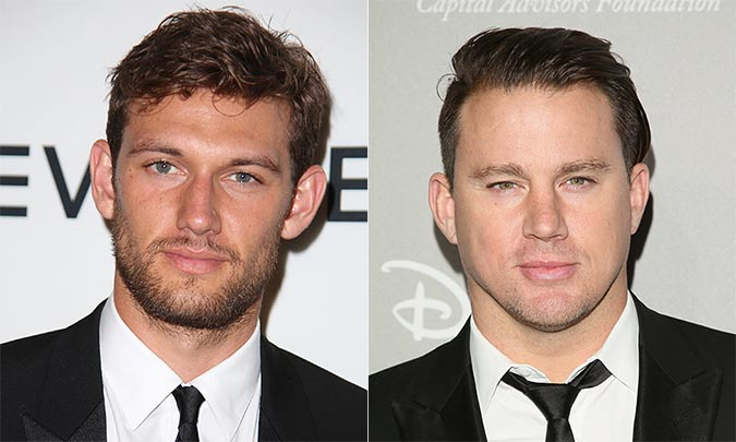 Alex Pettyfer explains why he didn't get on with Channing Tatum while filming Magic Mike: