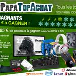 Concours #PetitPapaTopAchat   A fond sur le #lot4 à 1465 € !  Pour participer, RT + Follow @TopAchat :-) https://t.co/hLEyJtJYu2