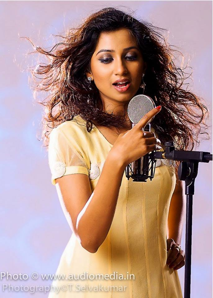 An Unpublished Picture of @ShreyaGhoshal from one of her old Photo Shoots by Selva Kumar. https://t.co/YrDC3R7GyV