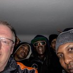 Sheffield fan gives Public Enemy a lift to their arena gig in his Ford Focus... https://t.co/UnwRKmdlru https://t.co/NVvplXicQV