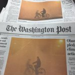 Double-take as front page of @washingtonpost and @nytimes features same picture https://t.co/Wu0mhWk5fC