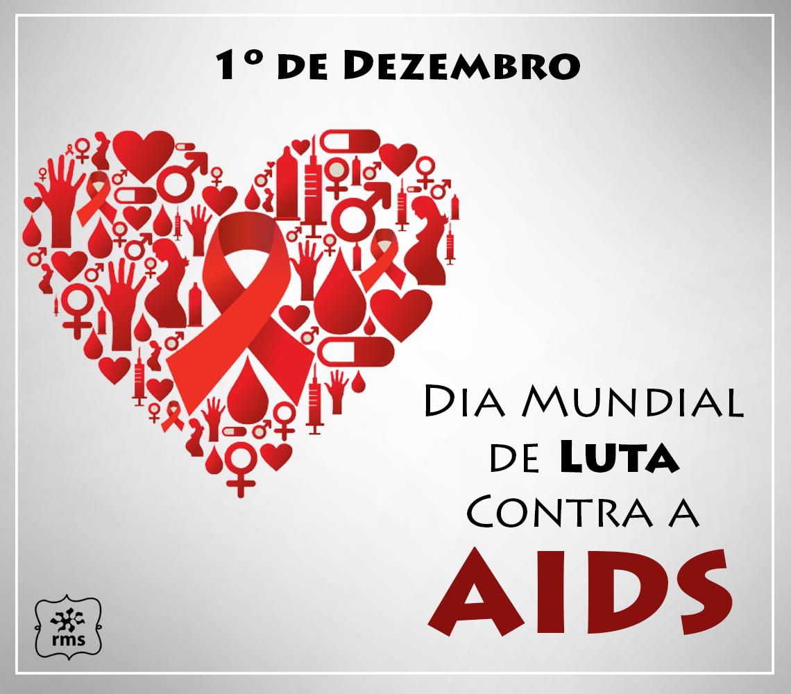 Hoje é o Dia Mundial da Luta Contra AIDS! Fique atento: use sempre camisinha, não compartilhe agulhas ou seringas. https://t.co/XaAQEu5RWH