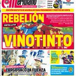 #Portada Rebelión Vinotinto https://t.co/0KbUWXw8oN https://t.co/6aGvAEGoRQ