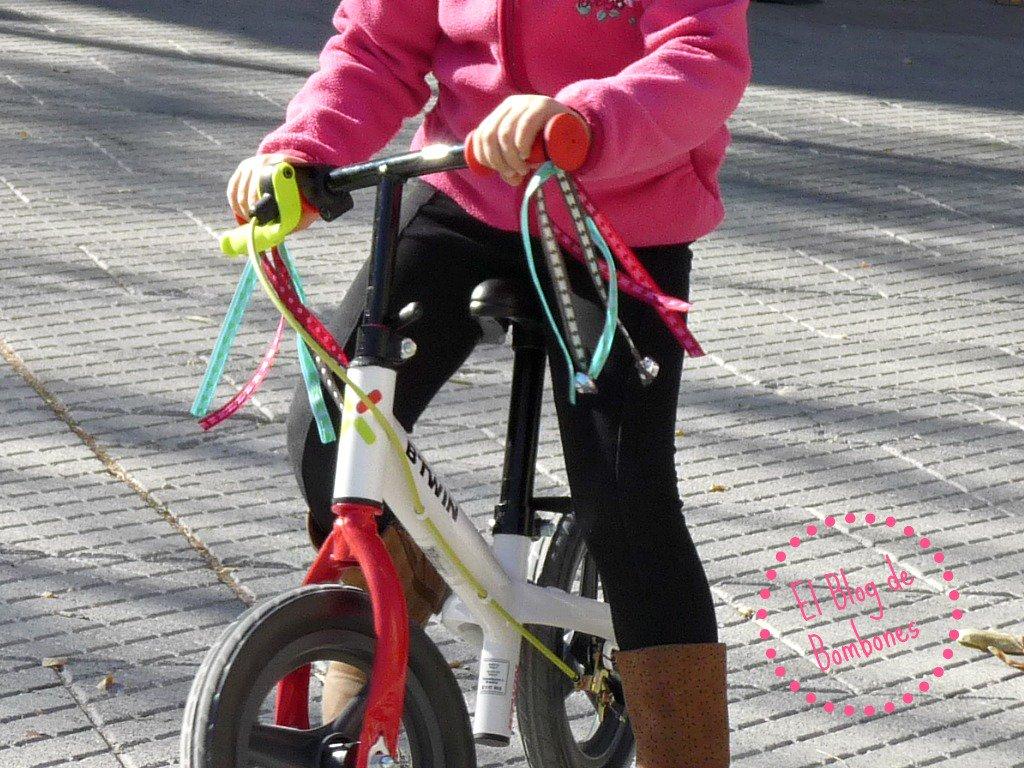 Adornos para el manillar de tu bici Run Ride*