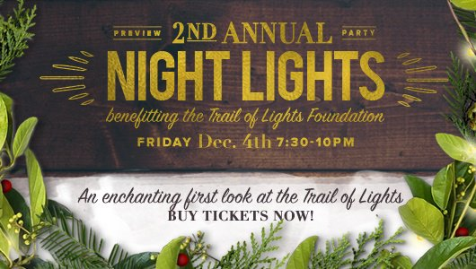 Promo Alert: Retweet to win tix to this enchanting preview party for @atxlights: https://t.co/RnwXnI3xXj https://t.co/euB6ispf6R
