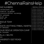 Put together a list of numbers that might be of some help @TwitterIndia @editorsuresh @vp_offl #ChennaiRainsHelp STW https://t.co/ezxxHDJnH3