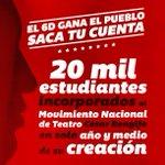 #FelizChavidadPaLaAsamblea La Revolución reivindicó la Cultura, se la devolvió al Pueblo junto con su identidad! https://t.co/1cMjeBcELr